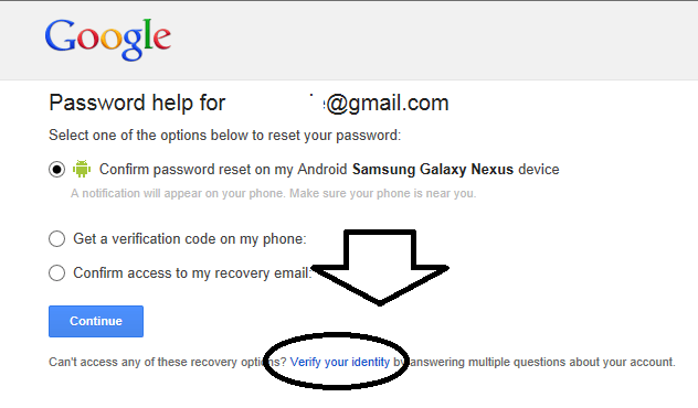 How to Contact Google for Account recovery