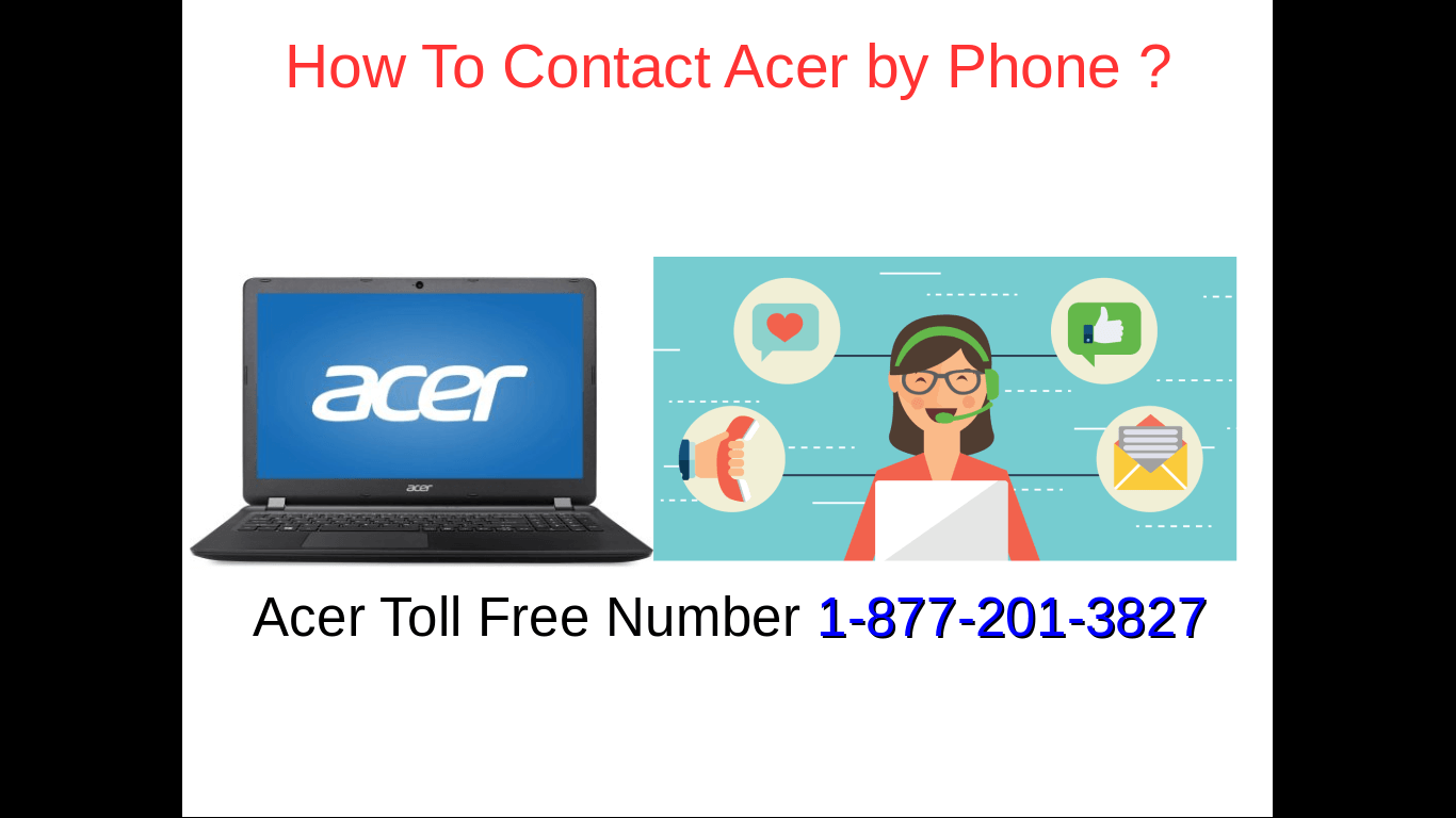 acer toll free number
