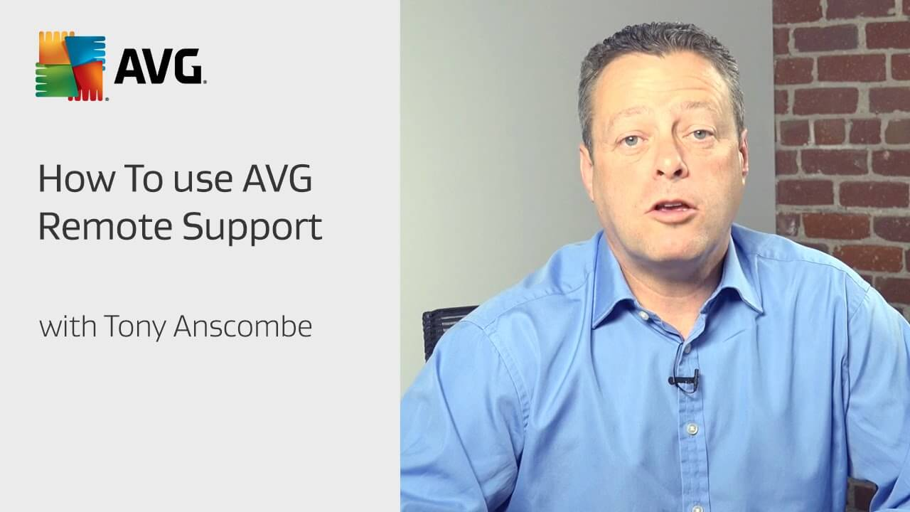 avg remote support